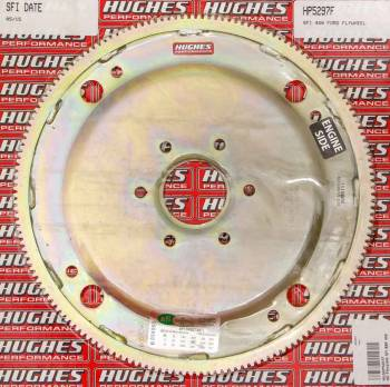 "Hughes Performance - Hughes HD Flexplate SFI BB Ford 460 w/ C6 "" Balance"