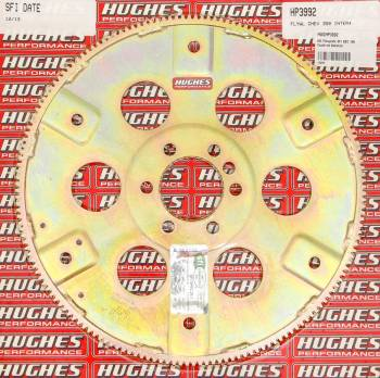 Hughes Performance - Hughes HD Flexplate SFI SB Chevy 168 Tooth Int Balance