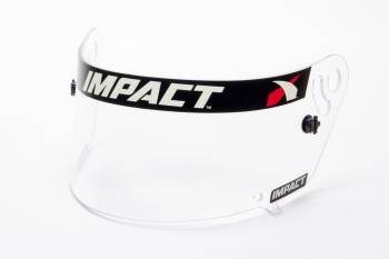 Impact - Impact Anti-Fog Shield - Clear - Fits Vapor/Charger/Draft