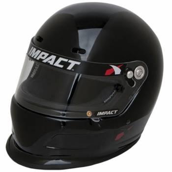 Impact - Impact Charger Helmet - X-Large - Black