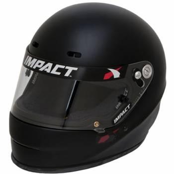 Impact - Impact 1320 Helmet - X-Small - Flat Black