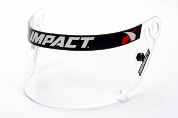 Impact - Impact Anti-Fog Shield - Clear - Fits 1320/Air Draft/SS