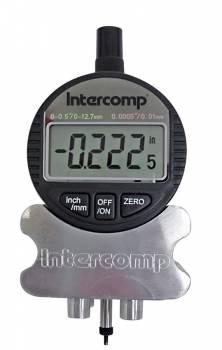 Intercomp - Intercomp Billet Digital Depth Gauge