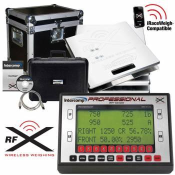 Intercomp - Intercomp SW777RFX Wireless Professional Scale System