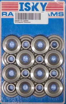 Isky Cams - Isky Cams Titanium Retainers - 7°