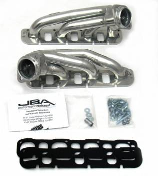 JBA Performance Exhaust - JBA Headers - 08-09 Dodge 5.7/601L Hemi
