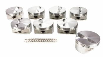 "JE Pistons - JE Pistons F.S.R. Tour Series GP Piston Forged 4.045"" Bore 0.043 x 0.043 x 3.0 mm Ring Grooves - Minus 5.0 cc"