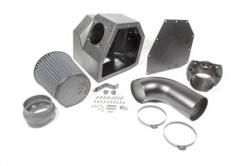 K&N Filters - K&N Blackhawk Induction Air Intake System - 2010-12 Dodge Ram 2500 6.7L
