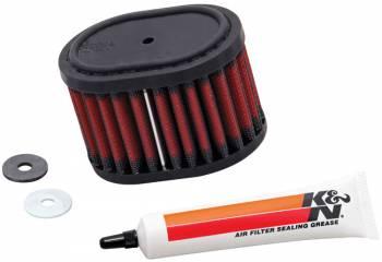 "K&N Filters - K&N Performance Air Filter - Oval - 4 x 2-7/8"" x 2-13/16"" - Honda® GX110/GX120/GX140/GX160/GX200"