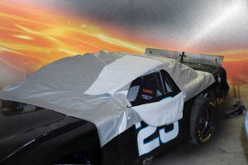 Longacre Racing Products - Longacre Cockpit Car Cover