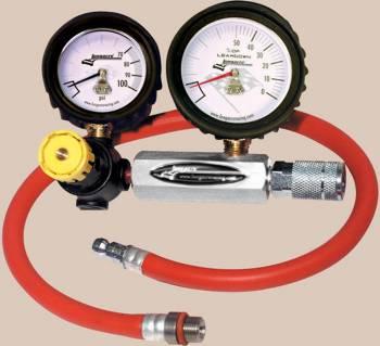 Longacre Racing Products - Longacre Engine Leak Down Tester