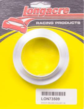 Longacre Racing Products - Longacre Shock Unload Collar 1in