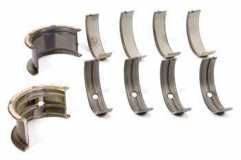 "Clevite Engine Parts - Clevite H-Series Main Bearings - 1/2 Groove - .010"" Undersize - Tri Metal - SB Chevy - Set of 5"