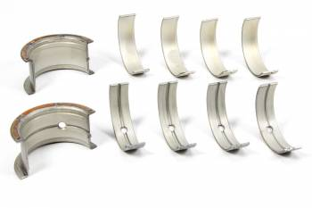 "Clevite Engine Parts - Clevite P-Series Main Bearings - 1/2 Groove - .020"" Undersize - Tri Metal - SB Chevy - Set of 5"