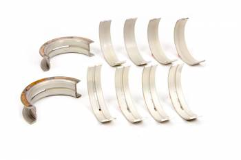 Clevite Engine Parts - Clevite P-Series Main Bearings - 1/2 Groove - Standard Size - Tri Metal - Ford - Modified - Set of 5