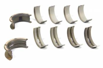 Clevite Engine Parts - Clevite H-Series Main Bearings - 1/2 Groove - Standard Size - Tri Metal - Ford - SB - Set of 5