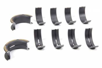 Clevite Engine Parts - Clevite H-Series Coated Main Bearings - Standard Size - Tri Metal - Ford 221, 260, 289, 302 - Set of 5