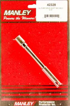 Manley Performance - Manley SB Chevy Oil Pump Shaft