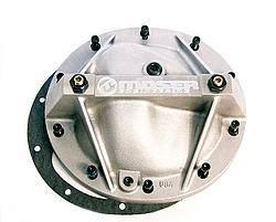 Moser Engineering - Moser GM 10 Bolt 7.5 Aluminum Rear Cover