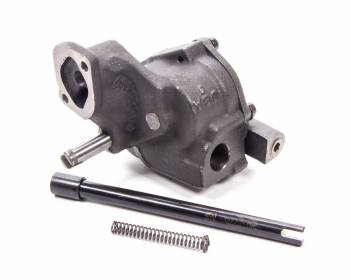 Melling Engine Parts - Melling BB Chevy Hi-Volume Oil Pump - for Press-Fit Pick-Ups