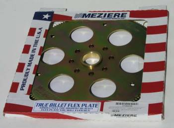 Meziere Enterprises - Meziere Billet Flexplate - SFI Chrysler V8 168 Tooth
