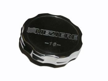 Meziere Enterprises - Meziere Radiator Cap - 16lbs. Meziere Logo