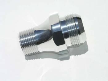 Meziere Enterprises - Meziere #20 AN Water Pump Fitting - Polished