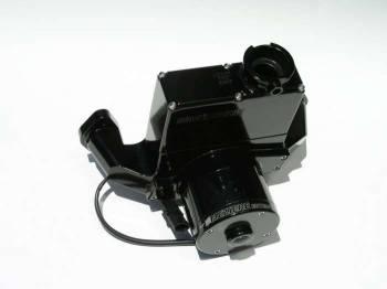 Meziere Enterprises - Meziere BB Chevy 200 Series Electric Water Pump - Black