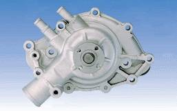 Milodon - Milodon SB Ford Water Pump