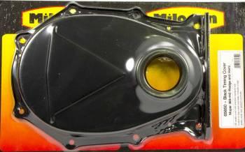 Milodon - Milodon BB Chrysler Timing Cover - Black