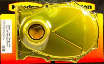 Milodon - Milodon BB Chrysler Timing Cover - Gold