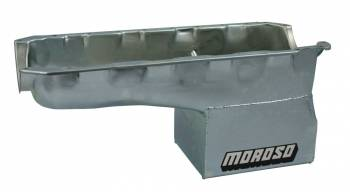 Moroso Performance Products - Moroso Chevy LS Series, GM LS Early F-Body Oil Pan