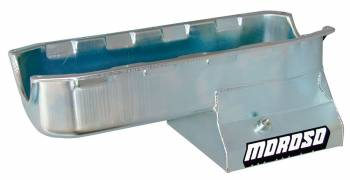 Moroso Performance Products - Moroso SB Chevy Stroker Oil Pan - 7 Qt.