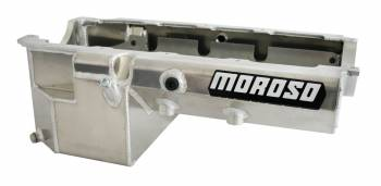 Moroso Performance Products - Moroso BB Chevy Pro Eliminator Oil Pan - Gen IV