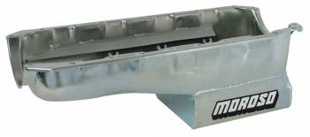 Moroso Performance Products - Moroso BB Chevy Gen IV 6.5qts. Oil Pan