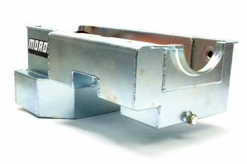 Moroso Performance Products - Moroso SB Ford Rear Sump Oil Pan - 351W