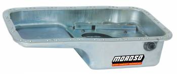 Moroso Performance Products - Moroso Honda 1.6/1.8L RR Oil Pan