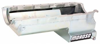 Moroso Performance Products - Moroso BB Chevy Eliminator Oil Pan