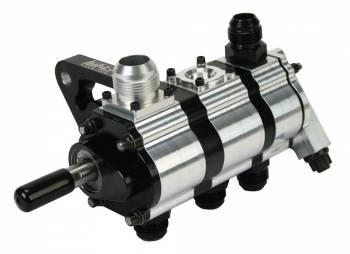 Moroso Performance Products - Moroso Dry Sump Oil Pump - Three Stage