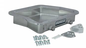 "Moroso Performance Products - Moroso Aluminum Torqueflight 727 Transmission Pan - 2.330"" Depth"