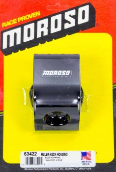 Moroso Performance Products - Moroso Filler Neck Housing - Billet Aluminum