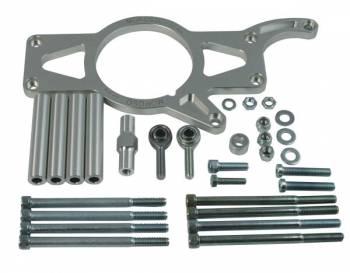 Moroso Performance Products - Moroso Alternator Mount Kit - BB Chevy w/ Meziere Pump