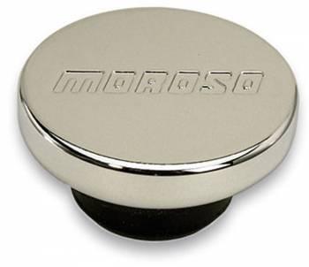 Moroso Performance Products - Moroso Chrome Oil Filler Cap