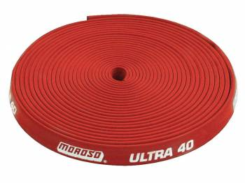 Moroso Performance Products - Moroso Insulated Plug Wire Sleeve - Ultra 40 Red