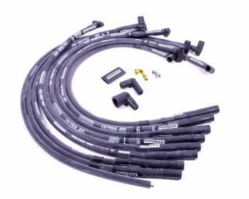 Moroso Performance Products - Moroso Ultra 40 Plug Wire Set - Black