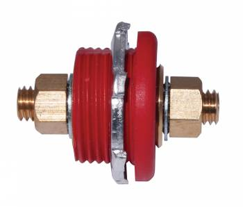 Moroso Performance Products - Moroso Thru Panel Battery Terminal - Red