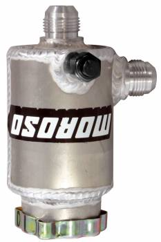 Moroso Performance Products - Moroso Oil/Tank Separator Tank