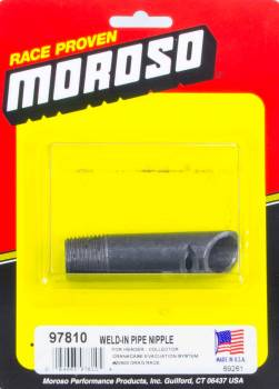 Moroso Performance Products - Moroso 1/2 Replacement Nipple