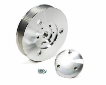 March Performance - March Performance GM Serpentine Pulley Remote Type 2 Pump