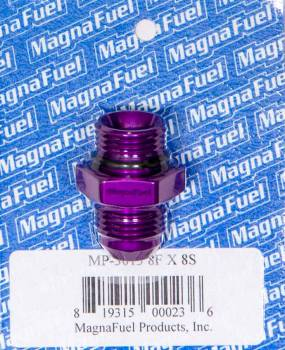 MagnaFuel - MagnaFuel #8 AN to #8 AN Straight Fitting